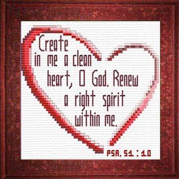 Een gereinigd, theologisch hart