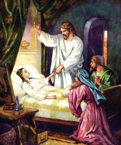 Jezus als genezer